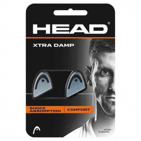Head Xtra Damp Dämpfer schwarz-transparent