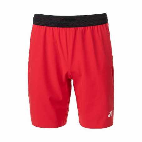 Yonex Herren Shorts rot