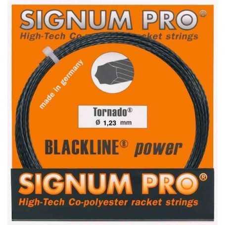 Signum Pro Tornado Set 12,00m 1,23mm schwarz Besaitungsset