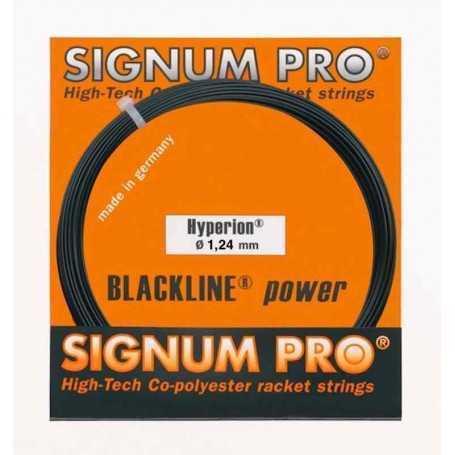 Signum Pro Hyperion Set 12,00m 1,24mm schwarz Besaitungsset