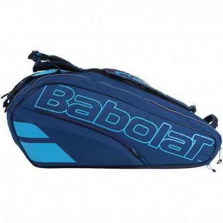 Babolat Pure Drive X12 Tennistasche 2021 blau-dunkelblau
