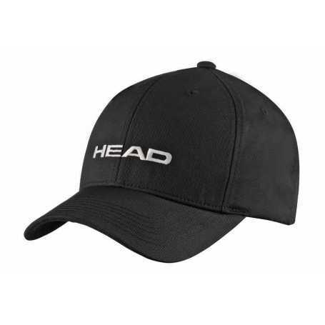 Head Cap Promotion schwarz