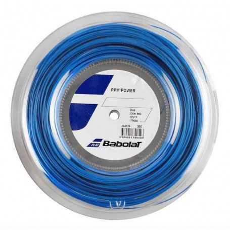 Babolat RPM Power Rolle 200m 1,25mm blau