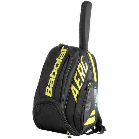 Babolat Pure Aero Rucksack 2021 schwarz-gelb