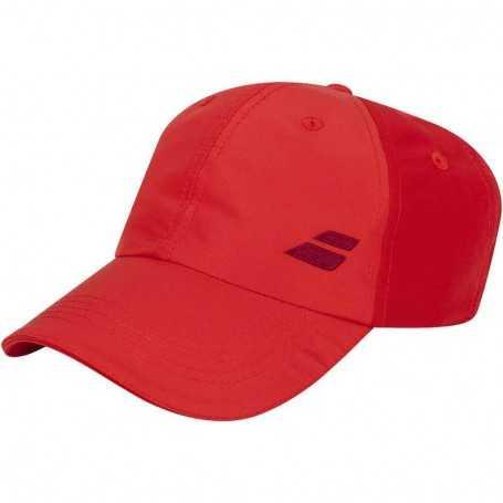 Babolat Cap Basic Logo rot