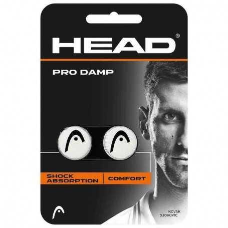 Head Pro Damp Dämpfer weiss