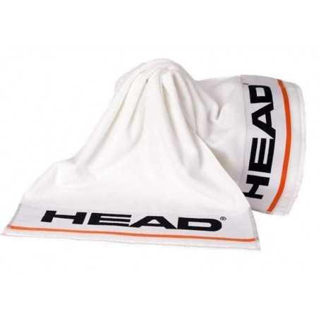 Head Handtuch L weiss