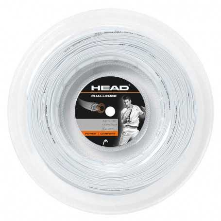 Head Challenge Rolle 200m 1,30mm weiss