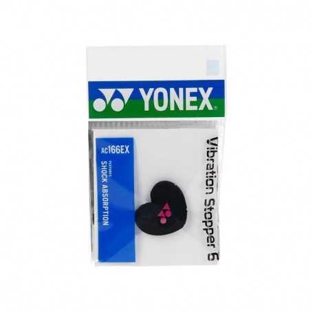 Yonex Vibstopper Herzform schwarz