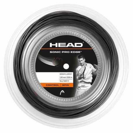 Head Sonic Pro Edge Rolle 200m 1,25mm anthrazite