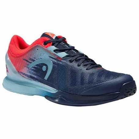 Head Sprint Pro 3.0 Allcourt Herren Tennisschuhe 2021 dunkelblau-rot