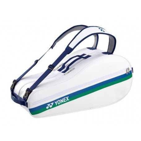 Yonex 75th Anniversary Limited Edition X6 Tennistasche 2021 weiss