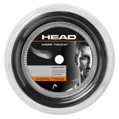 Head Hawk Touch Rolle 200m 1,25mm anthrazite