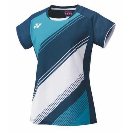 Yonex Damen T-Shirt navy-weiss