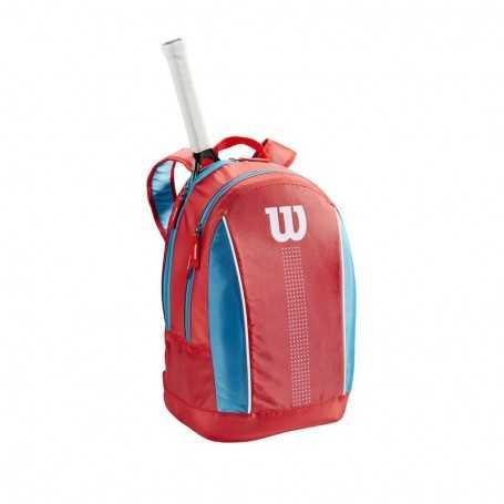 Wilson Junior Rucksack 2021 rot-blau