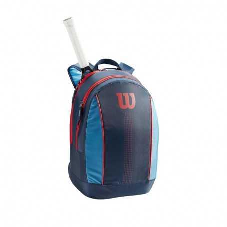 Wilson Junior Rucksack 2021 navy-blau