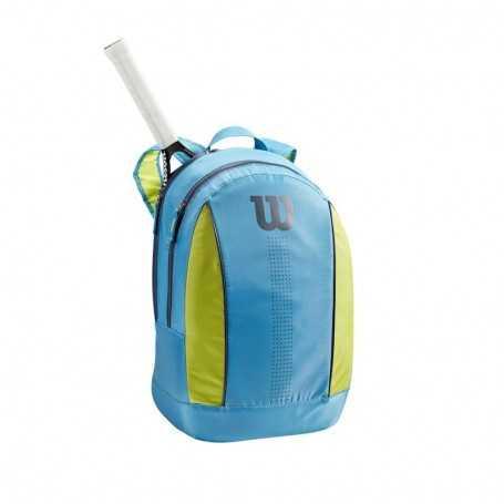 Wilson Junior Rucksack 2021 blau-lime