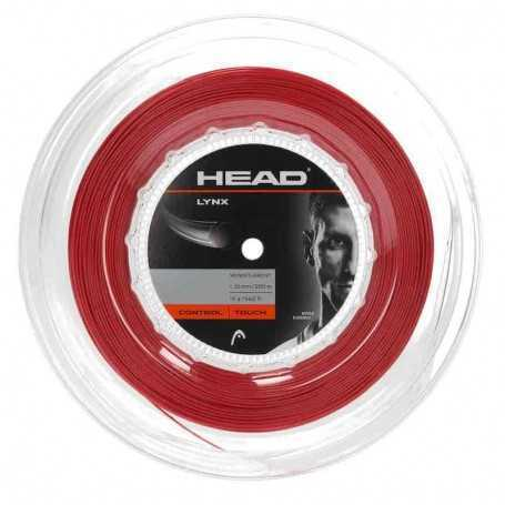 Head Lynx Rolle 200m 1,30mm rot