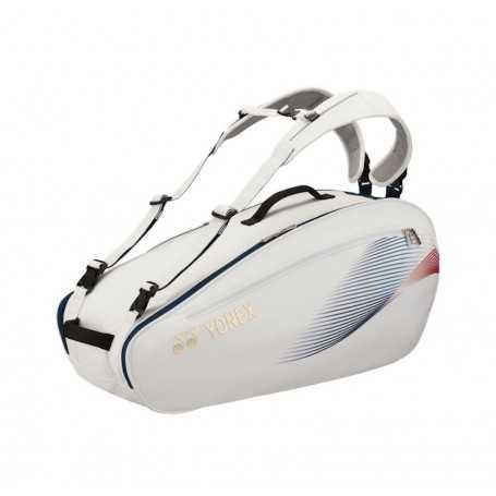 Yonex Pro X6 LTD Tennistasche weiss