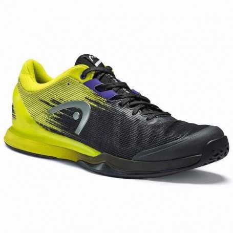 Head Sprint Pro 3.0 LTD. Allcourt Herren Tennisschuhe 2021 purple-lime