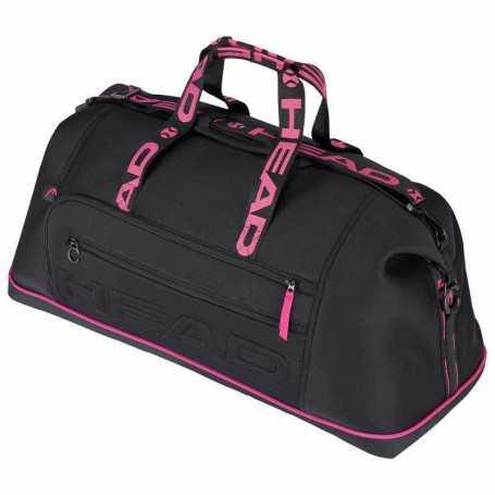 Head Coco Duffle Tennistasche 2021 schwarz-pink