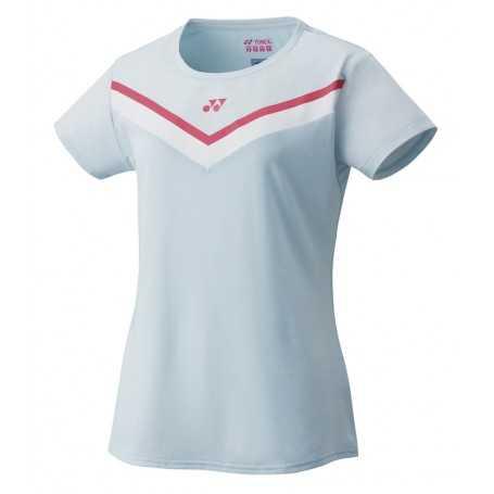 Yonex Damen T-Shirt crystalblue