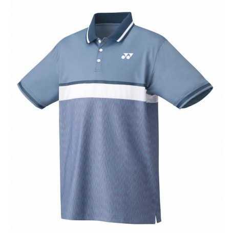 Yonex Herren Polo T-Shirt (Slim-Fit) mistblue