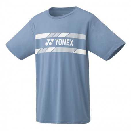 Yonex Herren Crew Neck T-Shirt mistblue