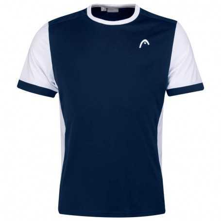 Head Vision Davies T-Shirt Boys dunkelblau-weiss