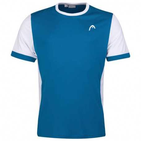 Head Vision Davies T-Shirt Boys blau-weiss
