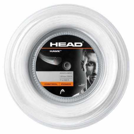 Head Hawk Rolle 200m 1,25mm weiss