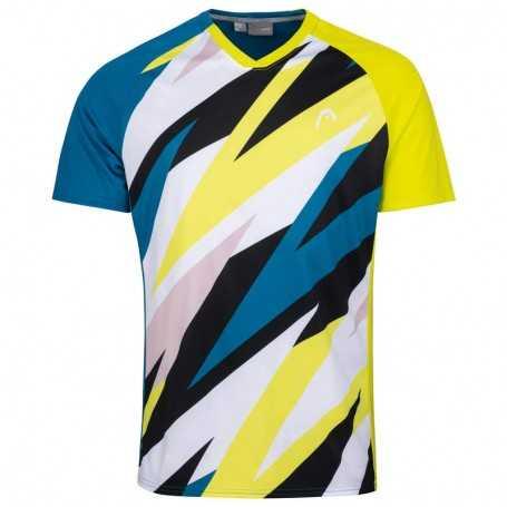 Head Vision Striker T-Shirt Boys blau