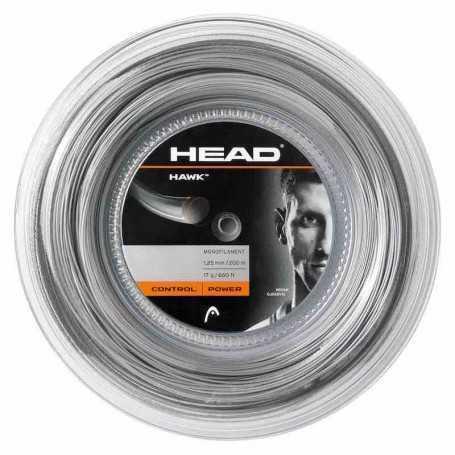 Head Hawk Rolle 200m 1,25mm grau