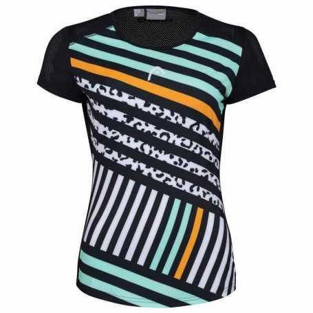 Head Vision Sammy T-Shirt Girls schwarz-weiss