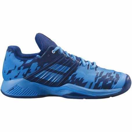 Babolat Propulse Fury Claycourt Herren Tennisschuhe 2021 blau-dunkelblau