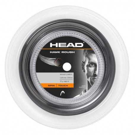 Head Hawk Rough Rolle 200m 1,25mm anthrazite