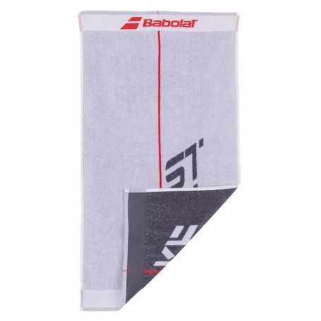 Babolat Handtuch weiss-grau