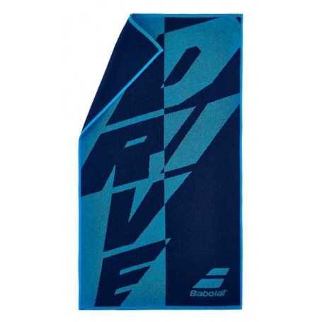Babolat Handtuch dunkelblau-hellblau