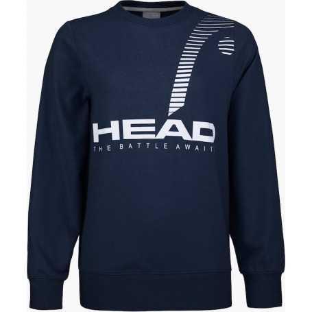 Head Vision Rally Sweatshirt Damen dunkelblau