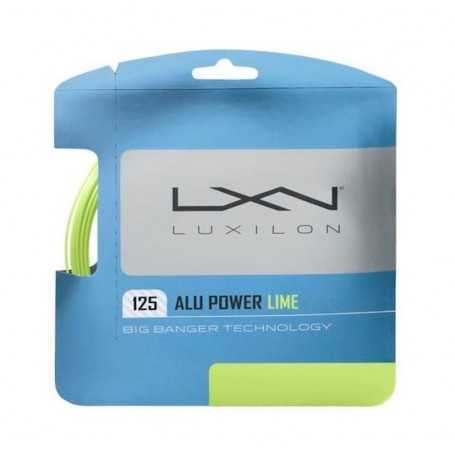 Luxilon Alu Power Set 12,00m 1,25mm lime
