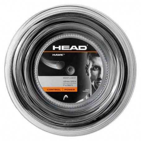 Head Hawk Rolle 200m 1,25mm schwarz