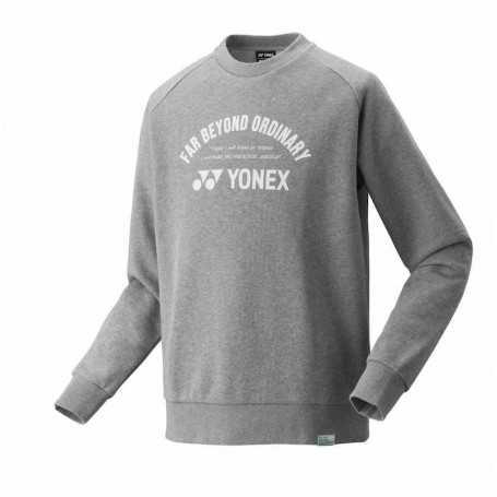 Yonex Pullover Herren grau