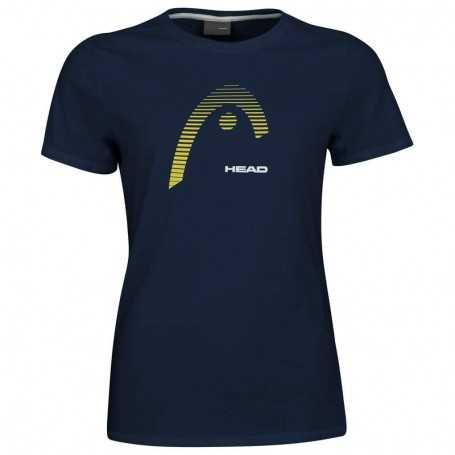 Head Club Lara T-Shirt Damen dunkelblau