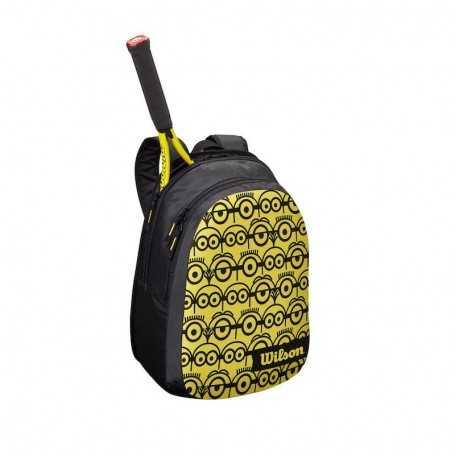 Wilson Minions Junior Rucksack 2021 gelb-schwarz