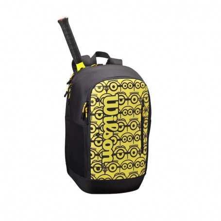 Wilson Minions Tour Rucksack 2021 gelb-schwarz