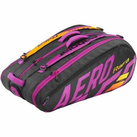 Babolat Pure Aero X12 Rafa Tennistasche 2021 schwarz-violett