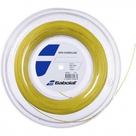 Babolat RPM Hurricane Rolle 200m 1,25mm gelb