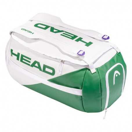 Head White Proplayer Sport Tennistasche 2021 weiss-grün