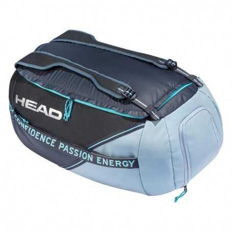 Head Blue Sport Tennistasche 2021 dunkelblau-grau