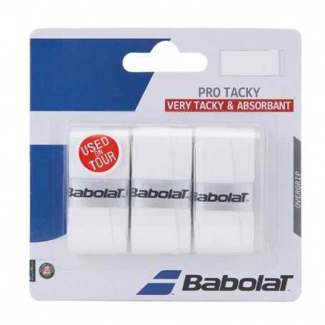 Babolat Pro Tacky Overgrip weiss